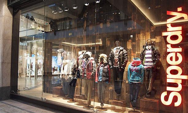 lowest price 1e042 ee836 Superdry eröffnet größten Store | 1st-blue - Das ModeMagazin