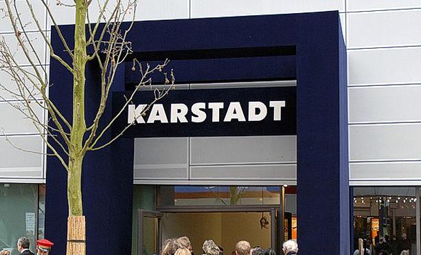 Karstadt Umsatz