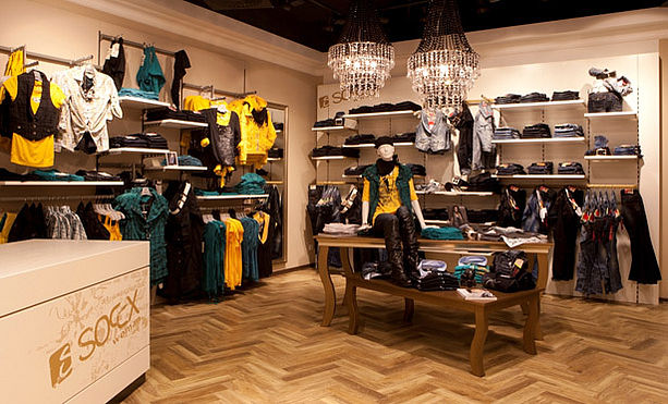 picked up pretty cool picked up 1. Soccx Woman-Store eröffnet | 1st-blue - Das ModeMagazin