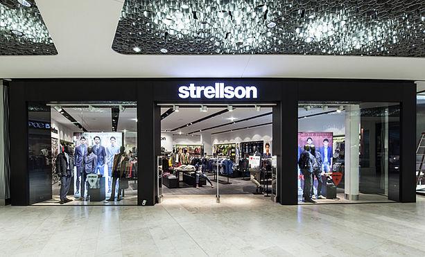 finest selection e4cdb 0cc55 Strellson: Store-Expansion | 1st-blue - Das ModeMagazin