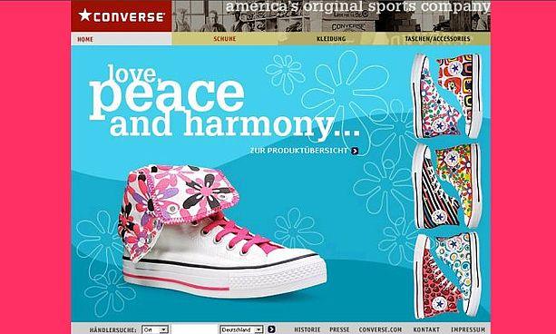 Converse | 1st blue Das ModeMagazin