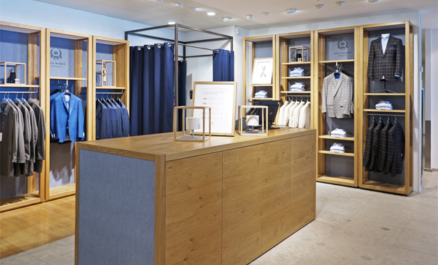 P&C launcht Maßkonfektionskonzept | 1st blue Das ModeMagazin