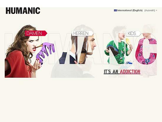 Humanic Online