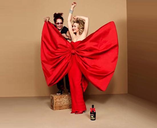 wir wollen weihnachten nicht schleifen lassen 1st blue das modemagazin. Black Bedroom Furniture Sets. Home Design Ideas